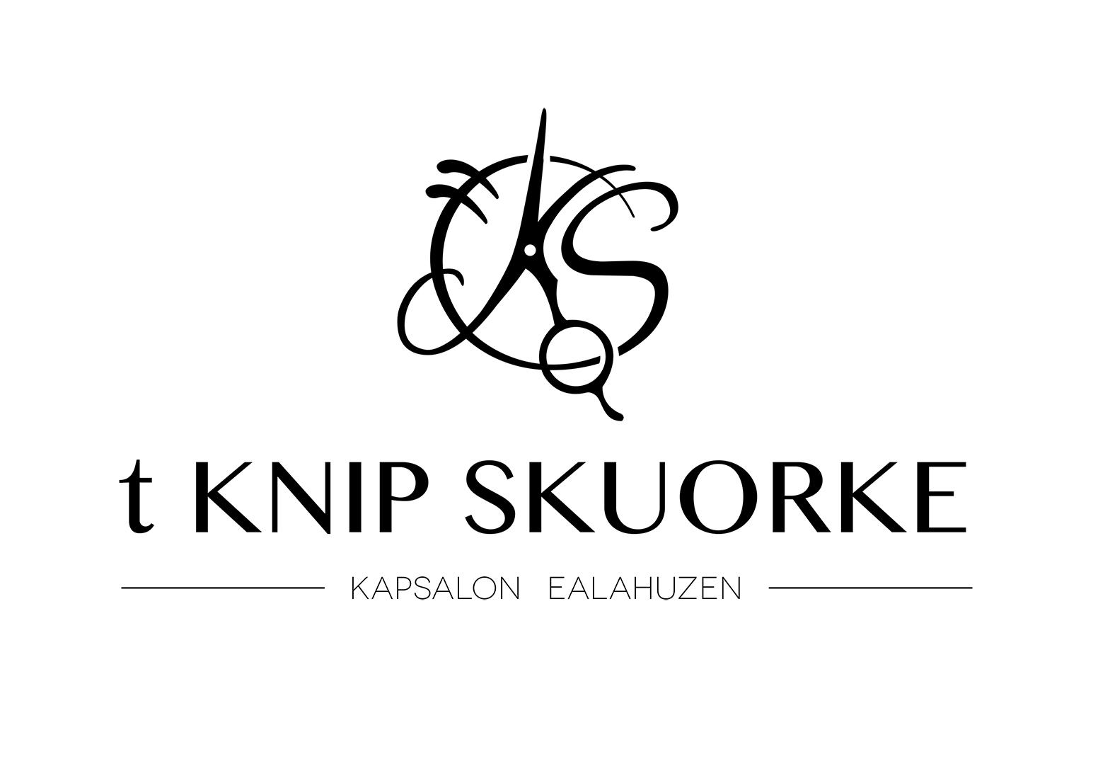 Knipskuorke_logo_zw