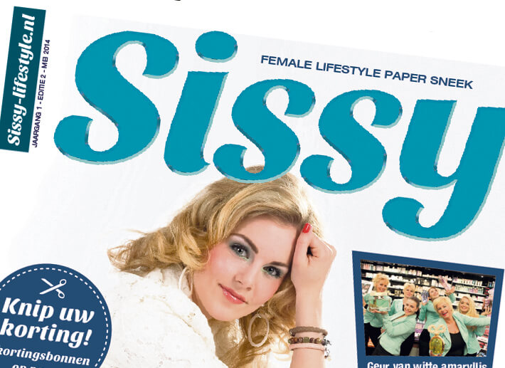 Sissy Lifestyle Krant