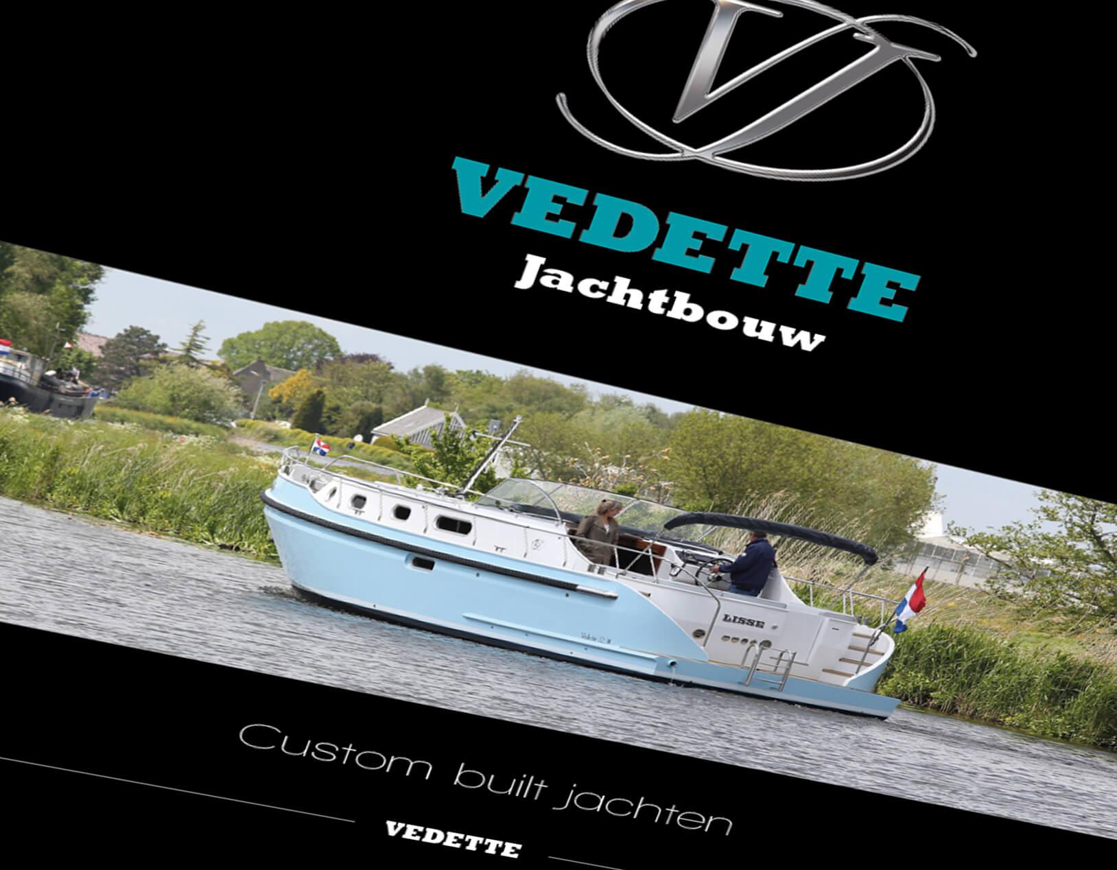 Vedette Jachtbouw Brochure