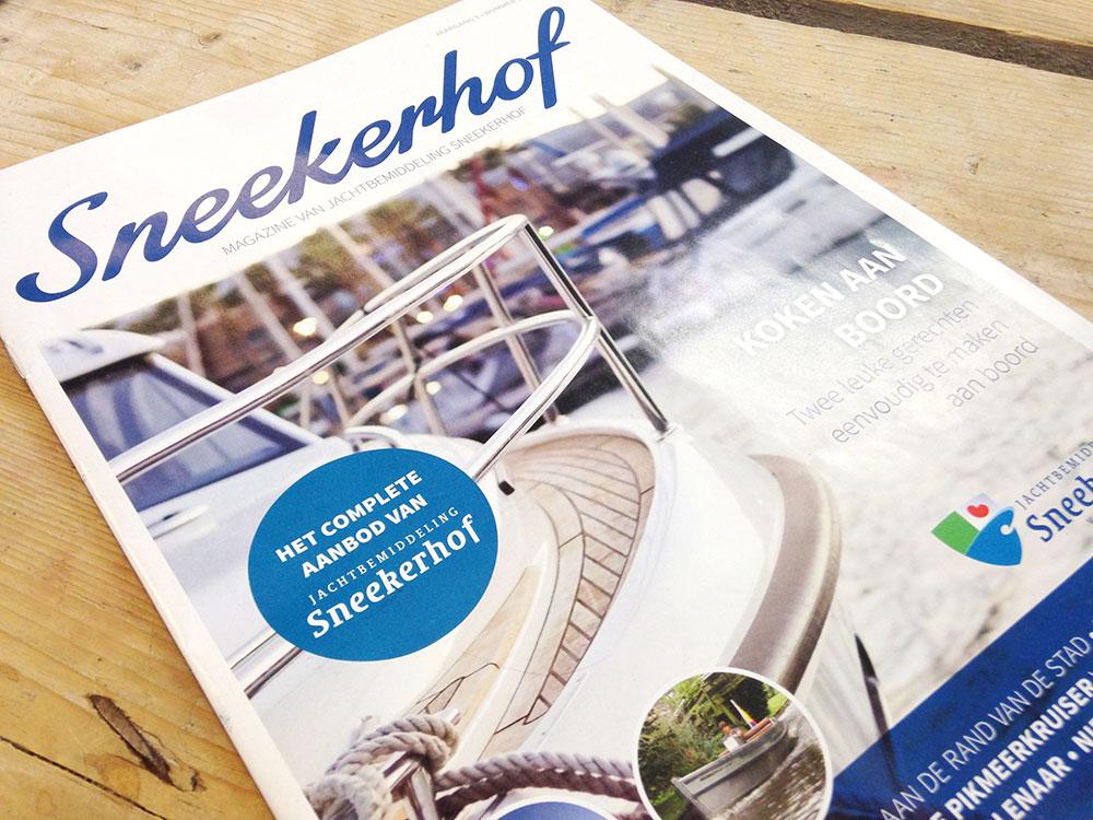 Sneekerhof Magazine